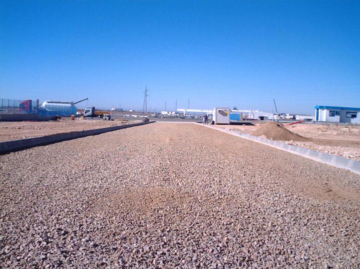 Terraplenes y compactaciones de tierra