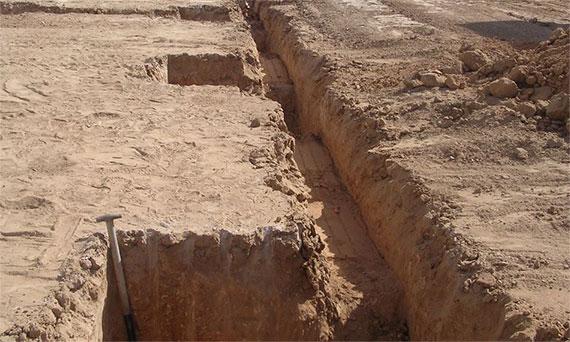 Construcción y realización de zanjas en Toledo y Madrid
