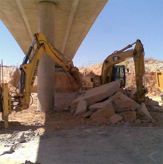 Gestión de residuos, construcción y demoliciones
