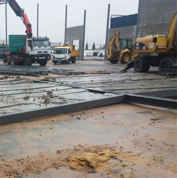 Proyectos de construcción en Madrid y Toledo